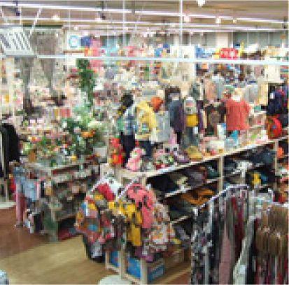 will川中島店の外観