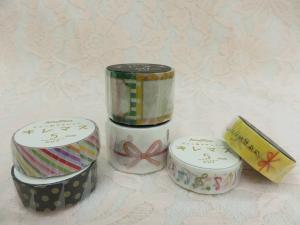 新商品 マスキングテープ〝キレマス〟長野 ウィル川中島店 入荷