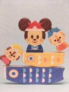 G.W.のおみやげにも!!大人気ディズニーKIDEAから『こいのぼり』が登場!